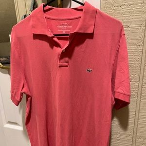 Vineyard vines mens medium polo